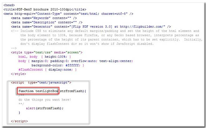 The page flip effect in HTML5