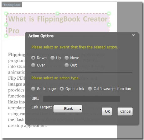 how to set hyperlink in html