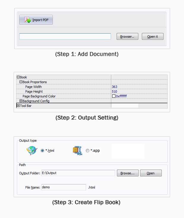 Boxoft Pdf Flip Page Creator For Mac A Powerful Flash Flip Book