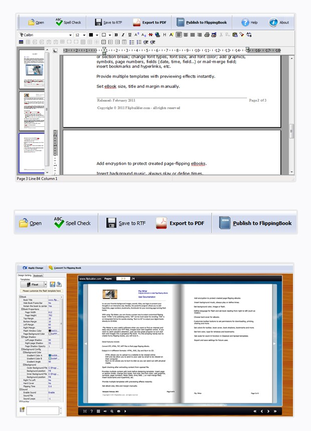 FlipBook Writer 3.5 full