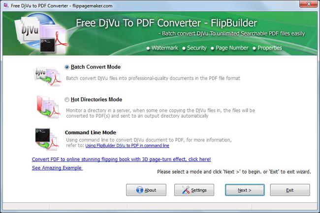 convert djvu to pdf mac online