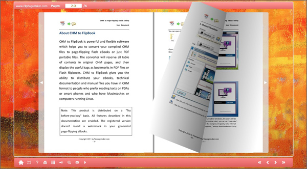 FlipPageMaker Free Flash eBook Maker