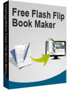 Flippagemaker flash flip book maker flash page flip book for Html flip book template