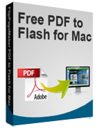 Flippagemaker Free PDF to Flash (SWF) for Mac
