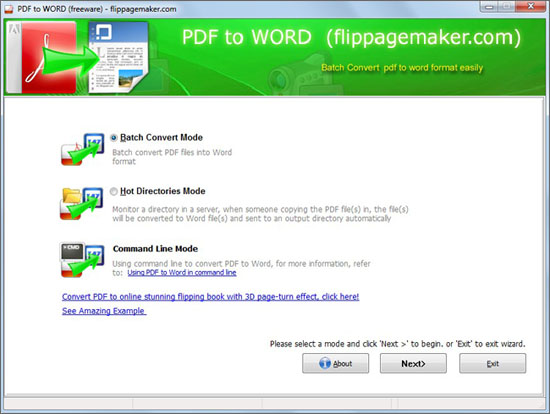 how to change pdf file to word file free download