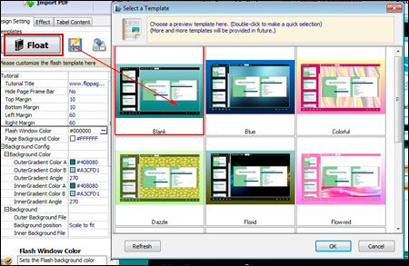 Freeware FlipPageMaker PDF to FlashBook