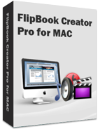Learn More about FlipBook Creator Pro MAC