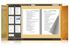 ppt to page-flip ebook software, convert powerpoint to flash flip, Modern powerpoint
