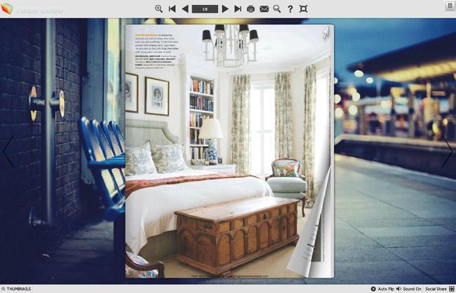 CIty Corner Theme Templates full screenshot
