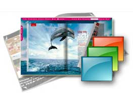 free templates beach scene help quick build online flipping book