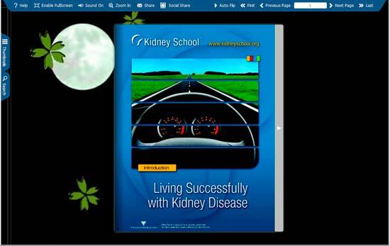 FlipBook Creator Themes Pack - Cool Black screen shot