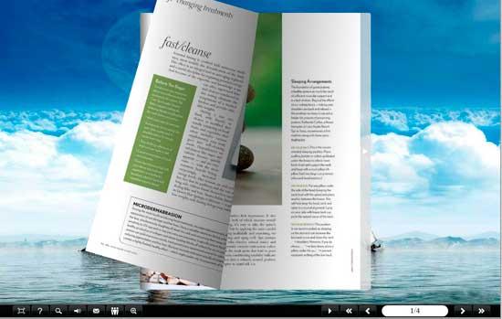 FlipBook Creator Themes Pack -Lighthouse screenshot