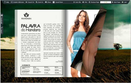 FlipBook Creator Themes Pack - Wheat screen shot